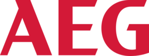 Logo: AEG