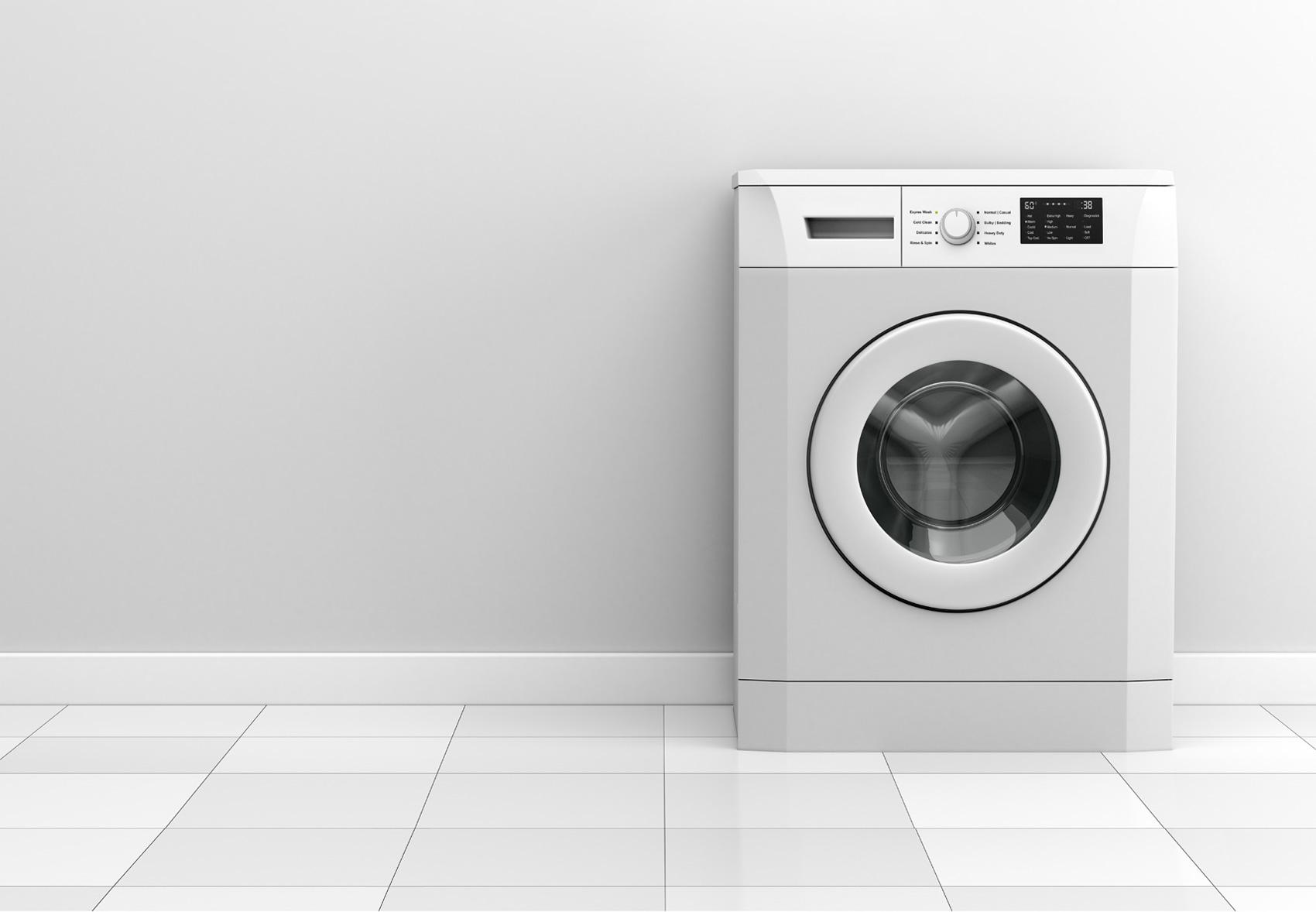 Elektrogerät Waschmaschine